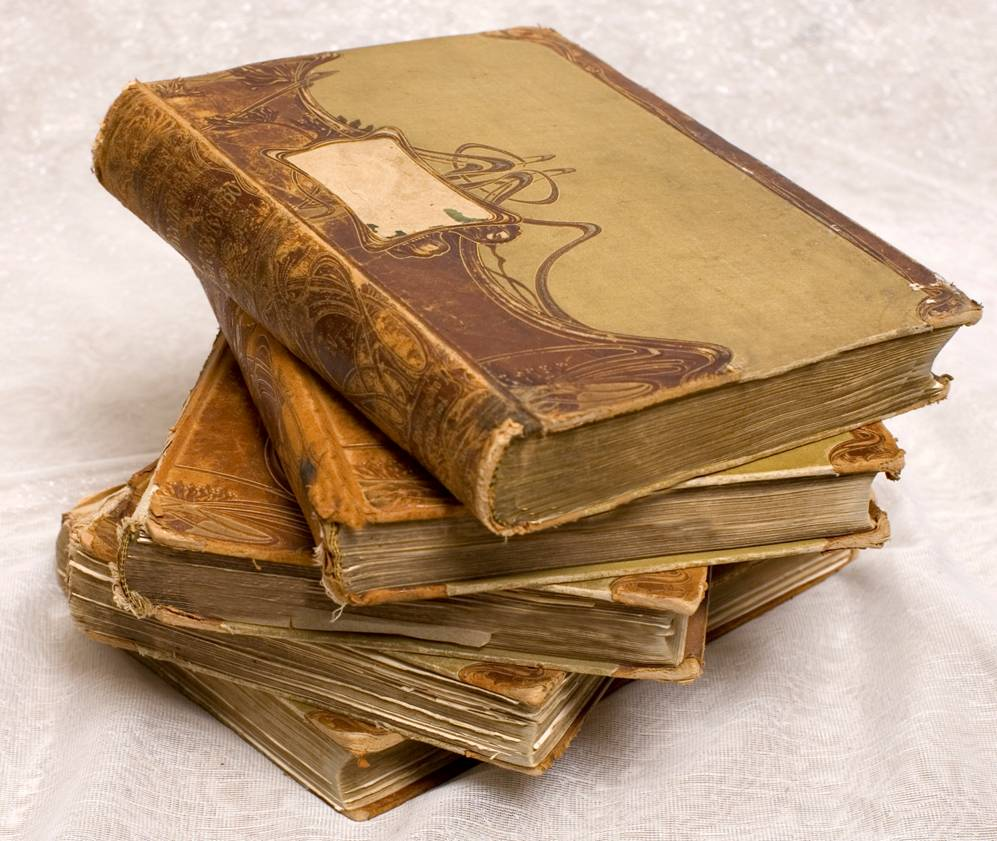 старинные книги картинки